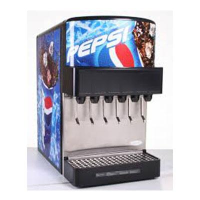 soda fountain Pepsi Products
